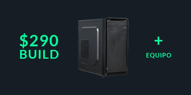 Bajo presupuesto PC y equipo gaming con calidad