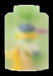 Bolsita de Pera, Plátano y Avena