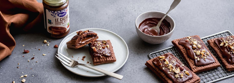 Hero Rezepte | Pop-Tarts gefüllt mit Schokolade
