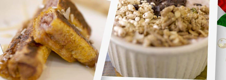 3 ricette perfette per le colazioni delle feste!