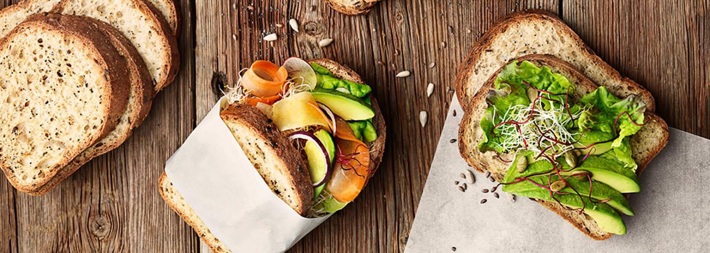 Semper Fröbröd med avokadotopping