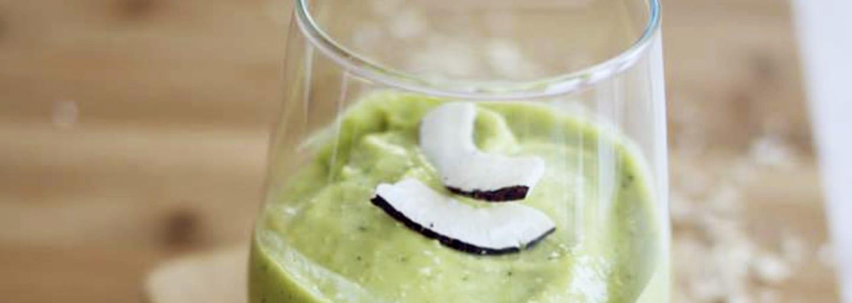 Glutenfri grön & skön smoothie
