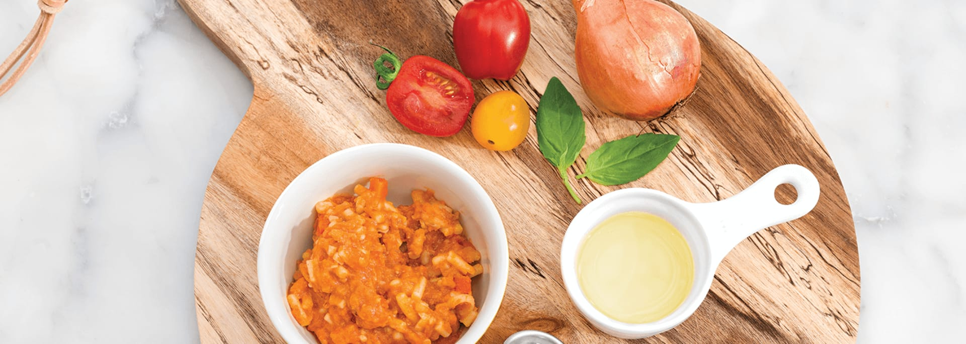 Header Baby - baby food ingredients