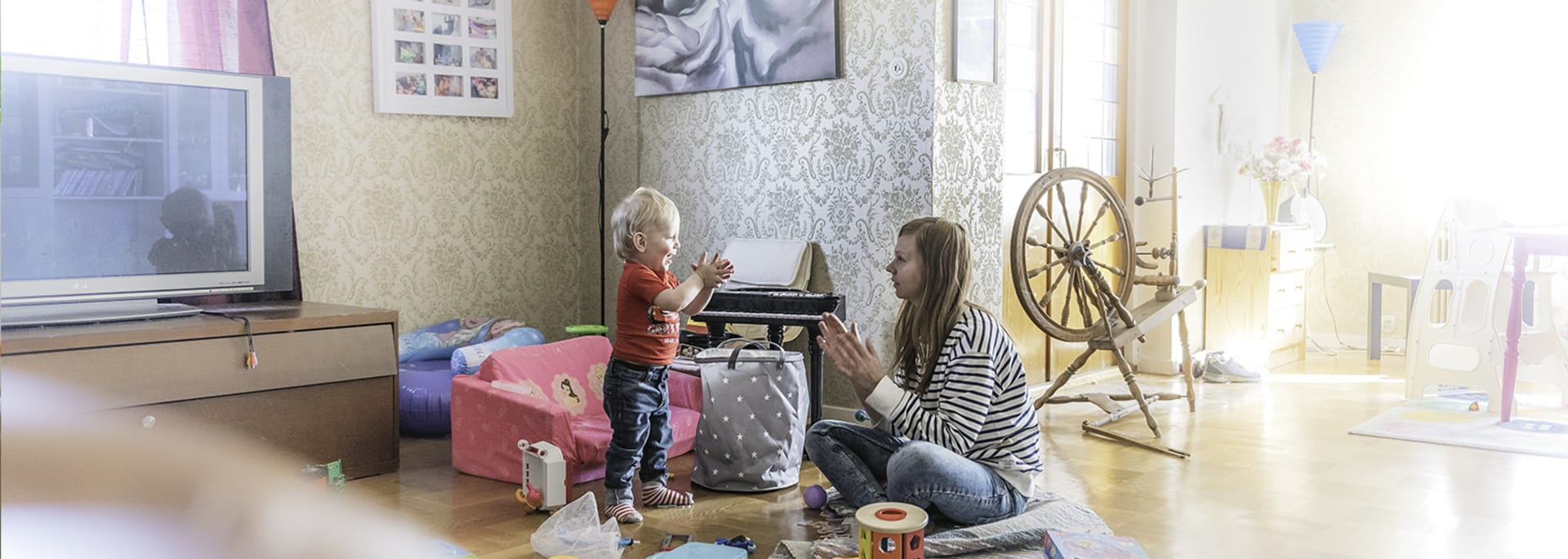 När Harry föddes - Semper Barnmat