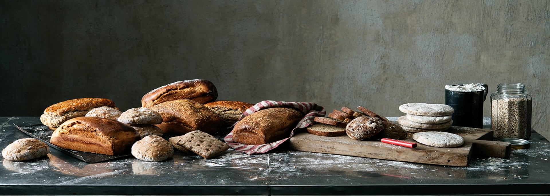 Semper glutenfri brød