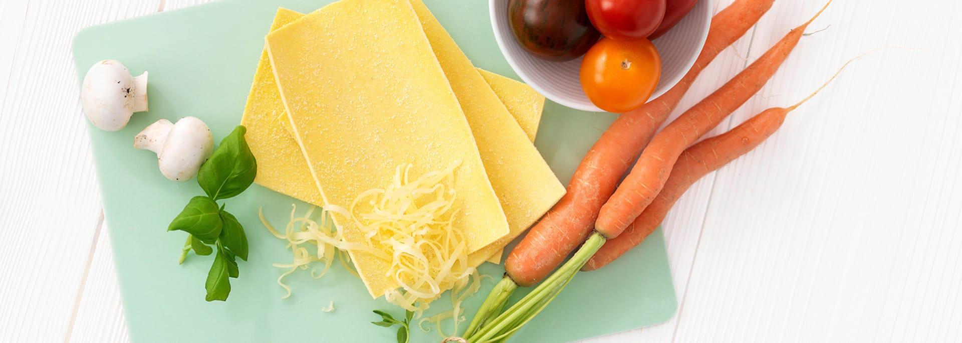 Børnernæringens ABC - vegetarmad til børn