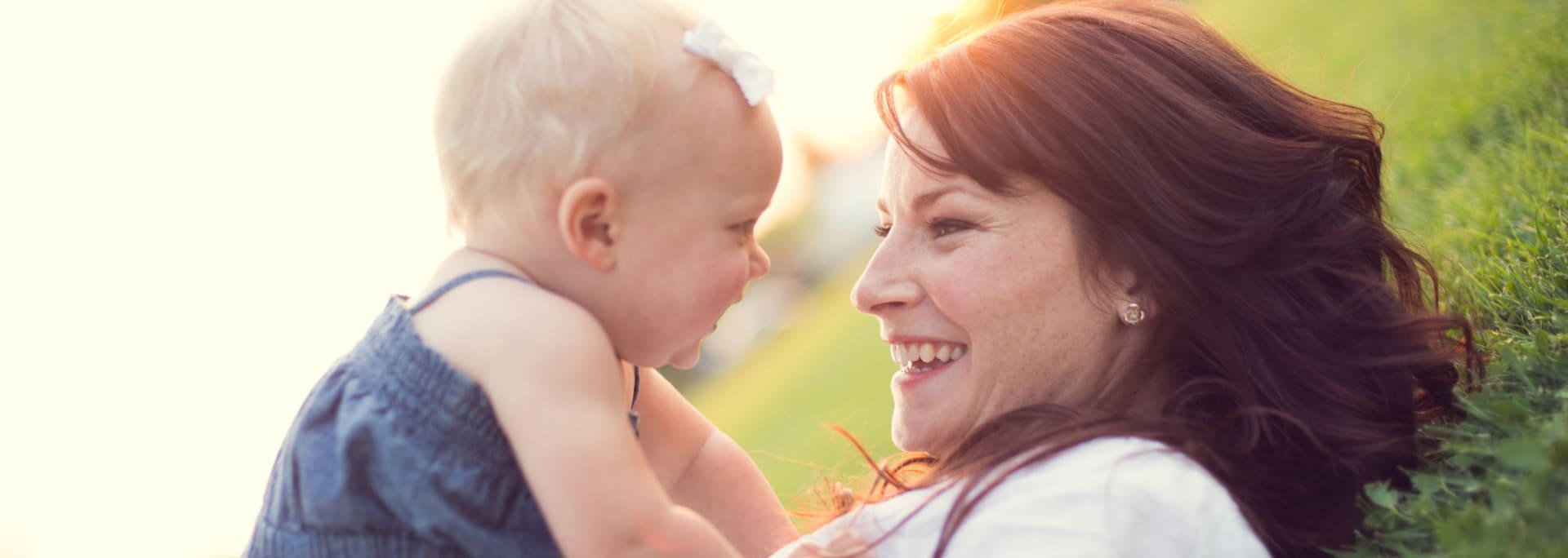 Eerste hapjes Hoe leer ik mijn baby gezond te eten
