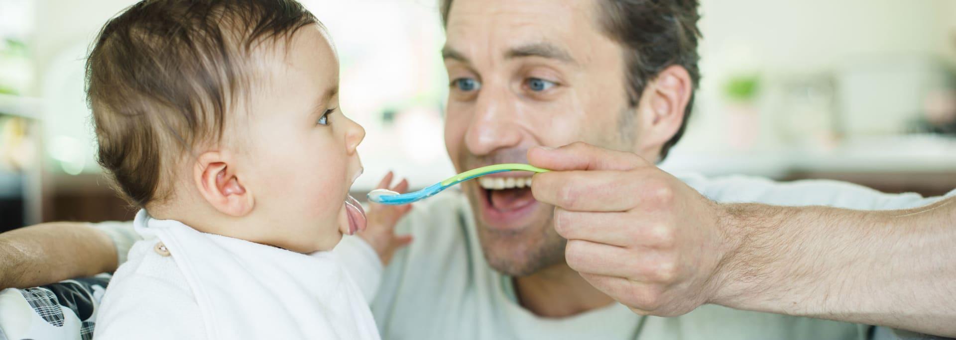 Eerste hapjes De beste eerste hapjes voor je baby