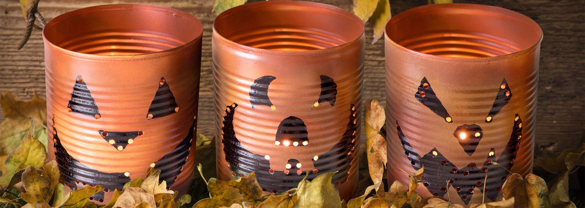 La boîte d'Halloween