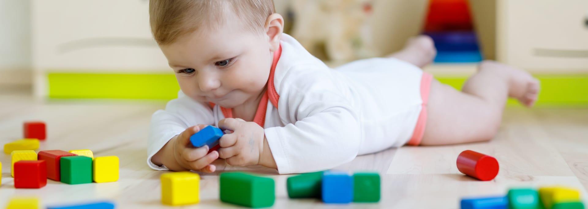 Estimula a tu bebé desde el primer día