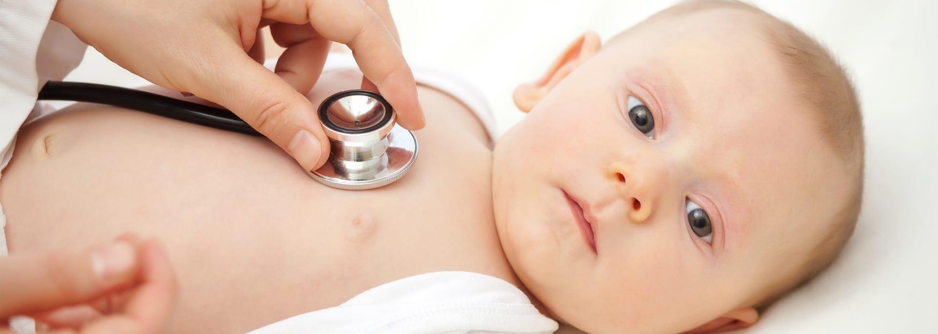 primeras visitas al pediatra