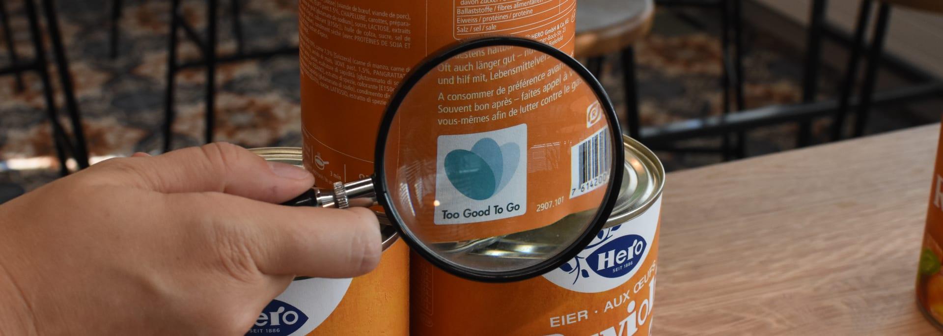 Hero Nachhaltigkeit | Too Good To Go