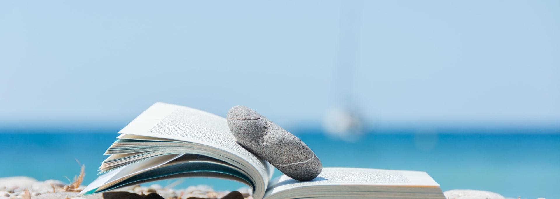 ¿Hemos dejado de leer libros? Cinco consejos para recuperar el hábito de la lectura este verano