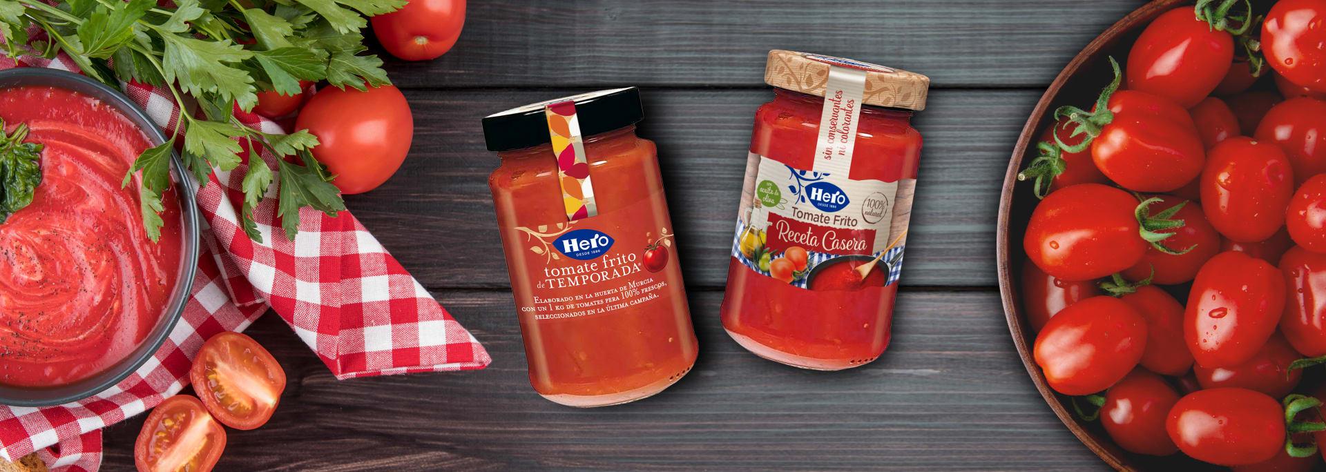 tomate frito Hero