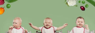 Stepmetoden - gör ditt barn till en grönsaksälskare på 24 dagar