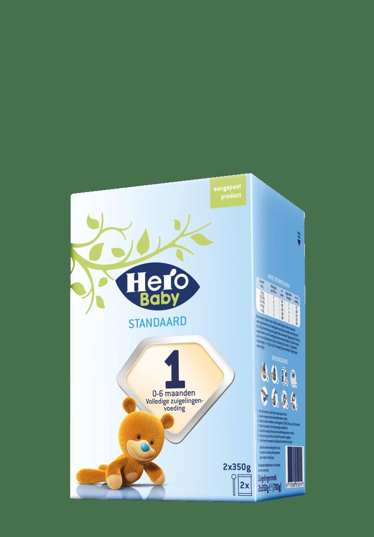 Hero Baby standaard 1 2x350g