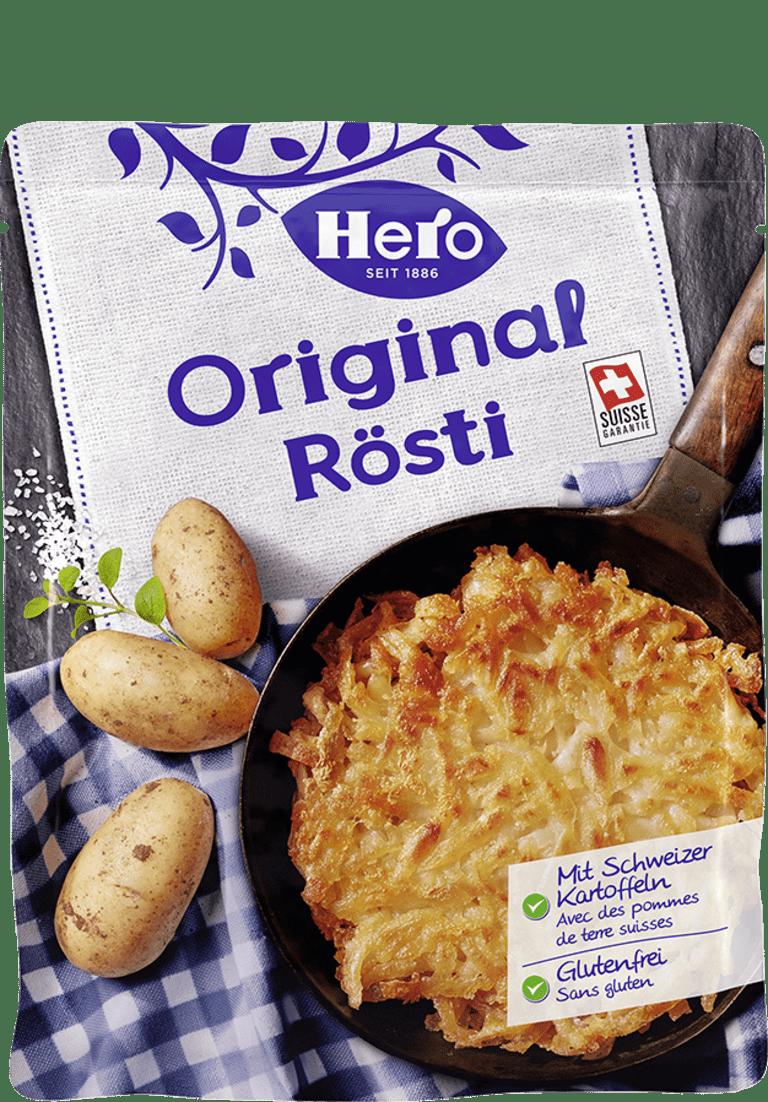 Rösti Original | Hero