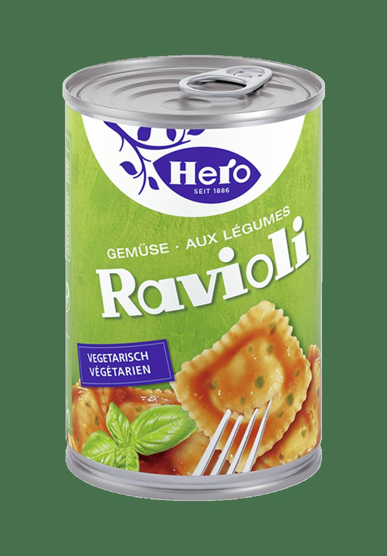 Gemüse Ravioli | Hero