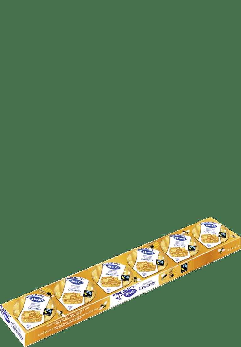 cremiger Honig