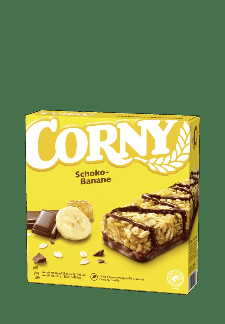 Corny Schoko Banane