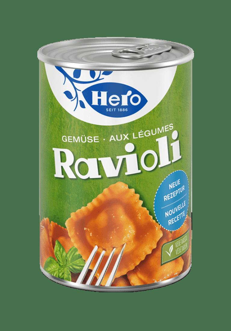 Hero Gemüse Ravioli