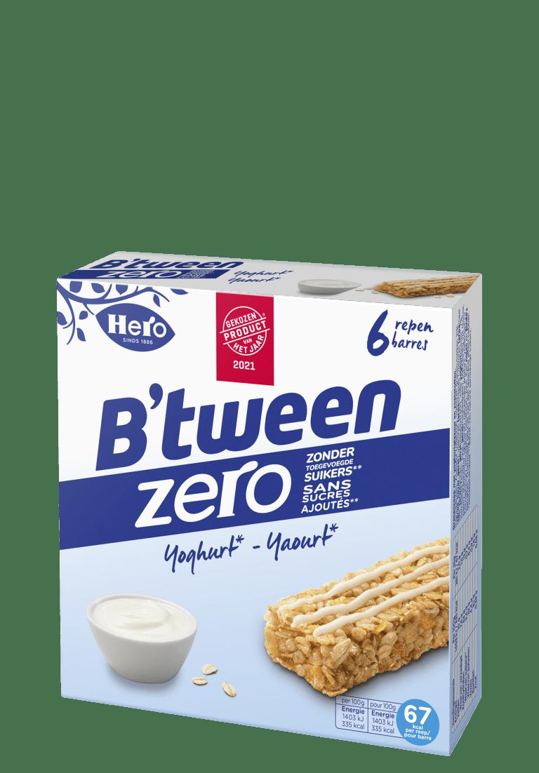 B'tween Zero Yoghurt