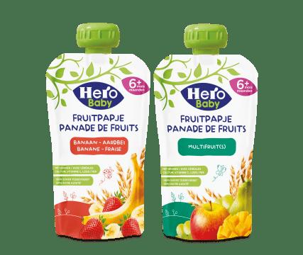 Hero Baby | Fruitpapjes