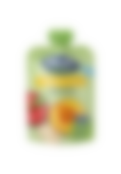 Bolsita de Manzana, Plátano y Melocotón