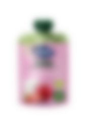 Bolsita de Yogur, Manzana y Fresa