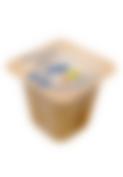 Tarrina de manzana y albaricoque