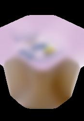 Tarrina de manzana y ciruela