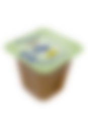 Tarrina de manzana y pera