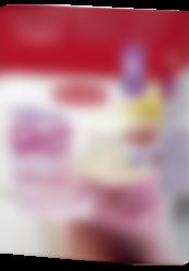 Fullkornsgröt med frukt & yoghurt från Semper Barnmat
