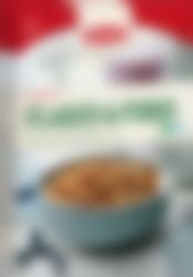 Semper Flakes & Fibre, glutenfria och fiberrika flingor