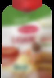 Lasagne i klämpåse från Semper Barnmat