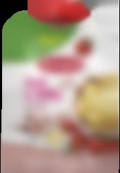 Pasta & Skinka i klämpåse från Semper Barnmat