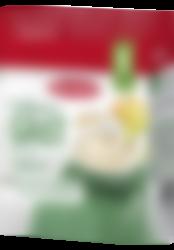 Fuldkornsgrød med frugt fra 1 år - Semper Børnemad