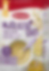 Mælkefri grød med majs & banan fra 6 måneder - Semper Børnemad
