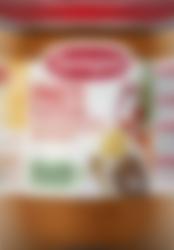 Spagetti Bolognese 6M med 57% grøntsager fra Semper Børnemad