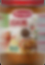 Lasagne fra 1 år fra Semper Børnemad - nu med mindst 50% grøntsager. Godt for både børn og planeten!
