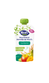 Hero Baby Fruitpapje met Granen Multifruit