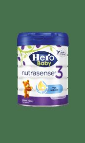 Hero Baby Nutrasense® Peutermelk 3