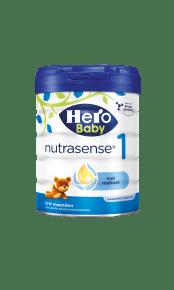 Hero Baby nutrasense 1