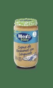 Tarrito de Crema Bechamel con Lenguado