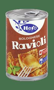 Hero Ravioli | Bolognese