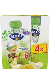 Hero Kids Birne Banane Mango