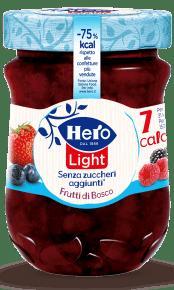 Marmellata di Frutti di bosco Hero light
