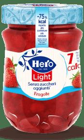 Marmellata di fragole hero light