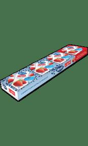 Monoporzione hero light alle fragole