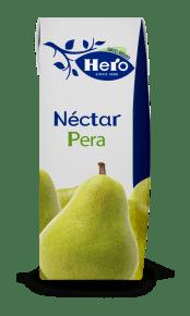 HERO NÉCTAR PÊRA 200ML